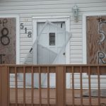Picture of North Carolina Home after Hurricane