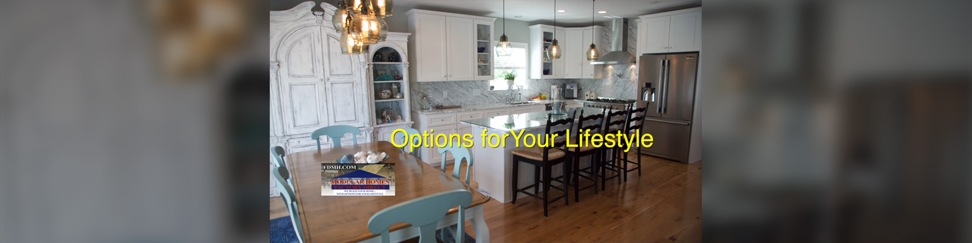 Options for Your Lifestyle